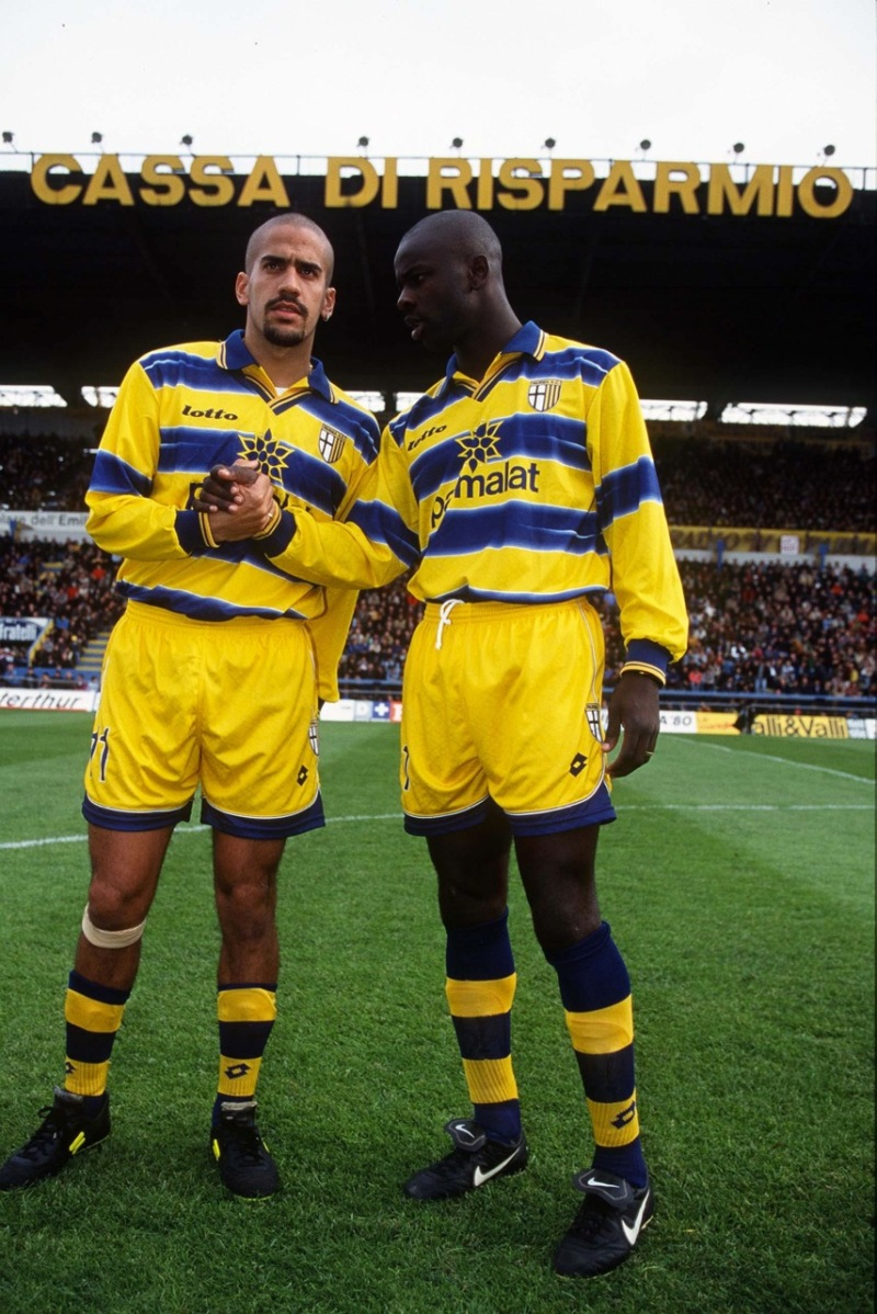 Lilian Thuram the legend who came from nothing