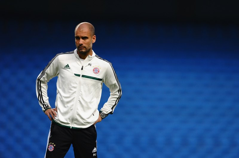 guardiola1_ocurrencias_bayern_getty261113