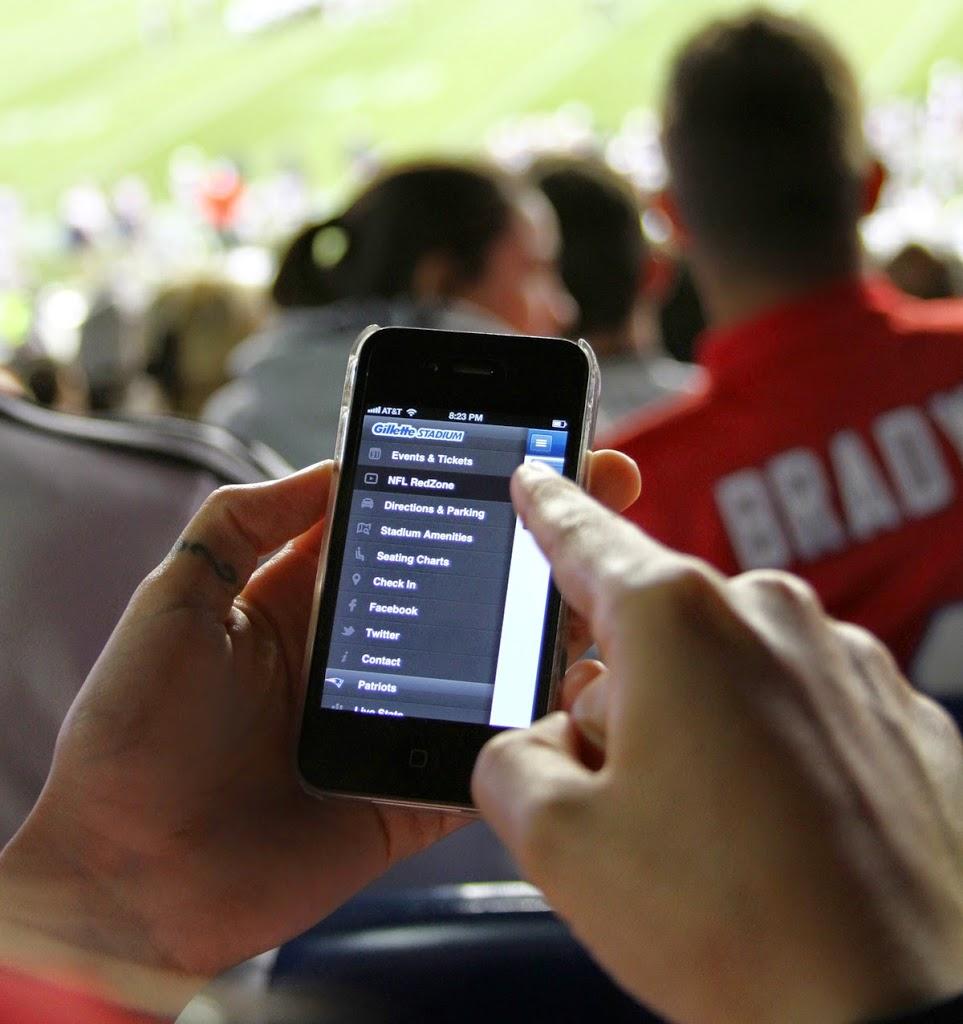 Gillette-Stadium-App
