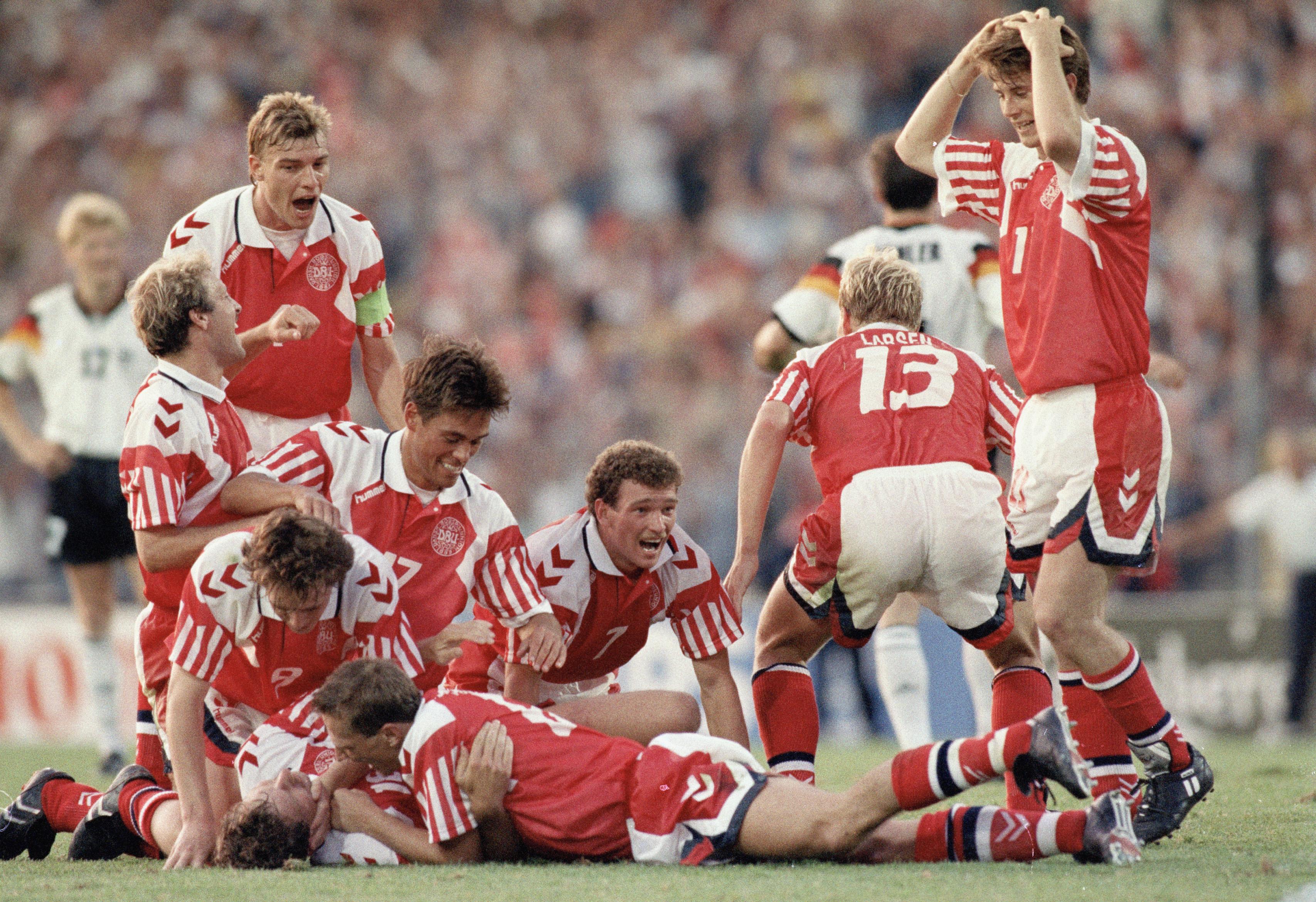 Denmark Euro 92