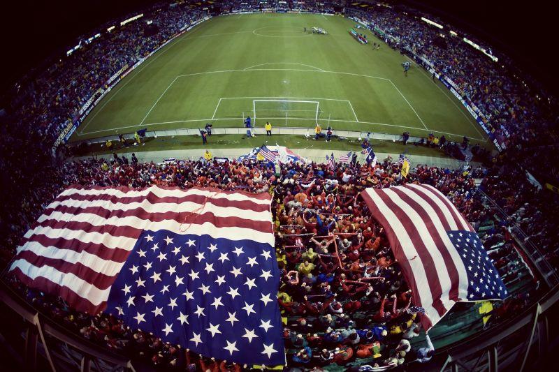 US Soccer MLS