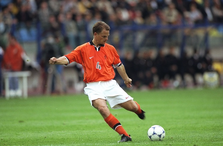 Frank de Boer Holland